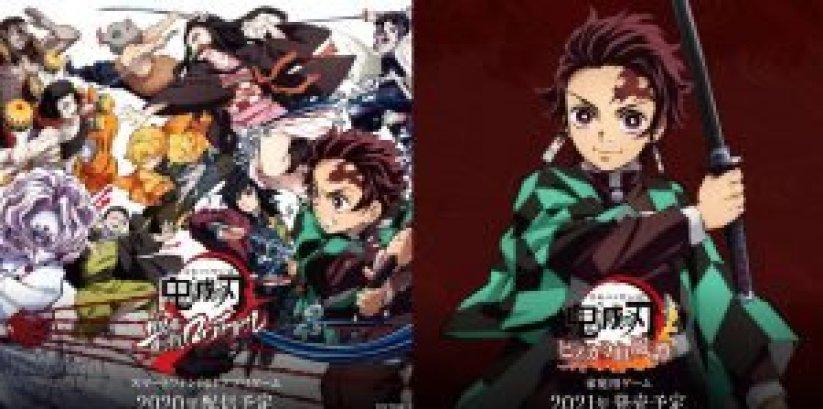 Serial Animasi Populer Kimetsu no Yaiba Dapatkan Adaptasi Game Untuk Mobile Dan PlayStation 4 !