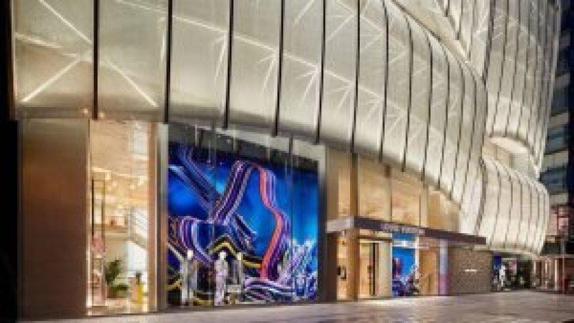 Desain Arsitektur Unik Dari Jun Aoki & Peter Marino Untuk Louis Vuitton Osaka
