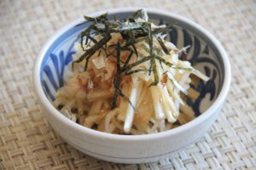 Mengenal Dan Memasak Hidangan Jepang Dengan Lobak Jepang Yang Disebut Daikon !