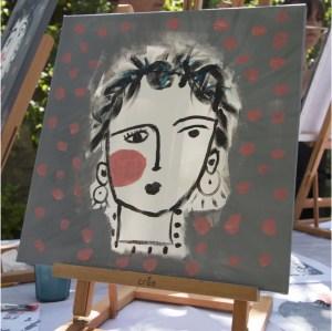 Atelier peinture et lâcher prise