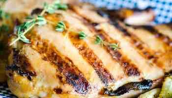 Grilled Teriyaki Chicken Recipe