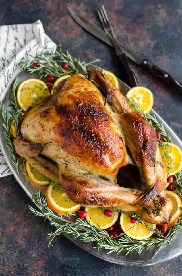 Perfect Roasted Turkey