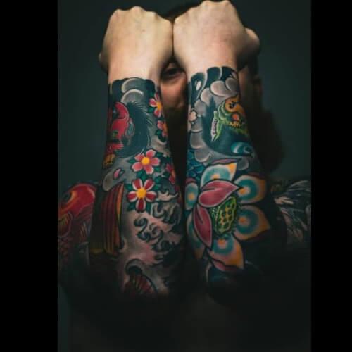 Tatuointi taide