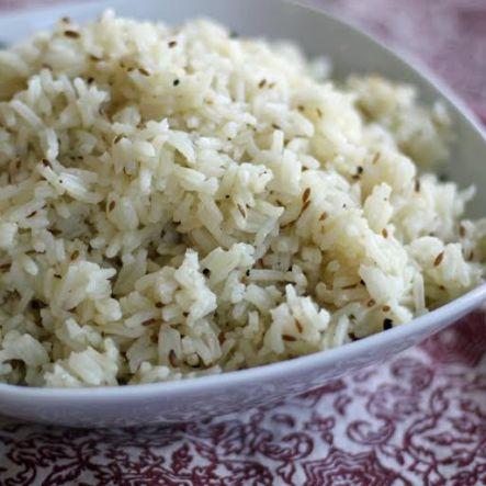 Cumin Scented Rice