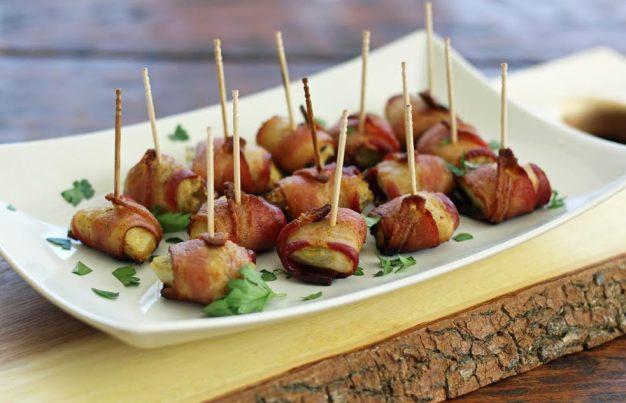 Bacon Artichoke Bundle Appetizers Artful Dishes