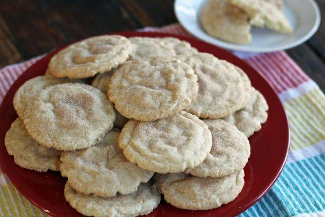 Cinnamon Sugar Snickerdoodle Cookies Artful Dishes