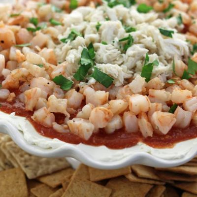 Seafood Party Dip
