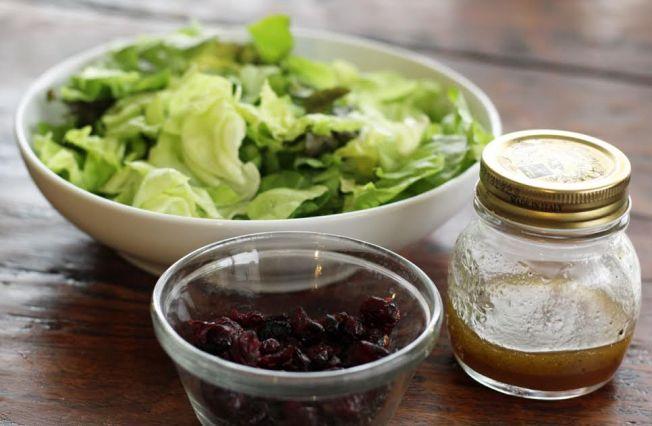 Greens for the Turkey Waldorf Salad Artful Dishes