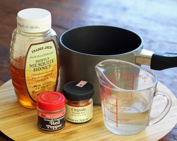 Honey Simple Syrup Ingredients Artful Dishes
