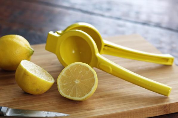 Juicing a Lemon Artful Dishes