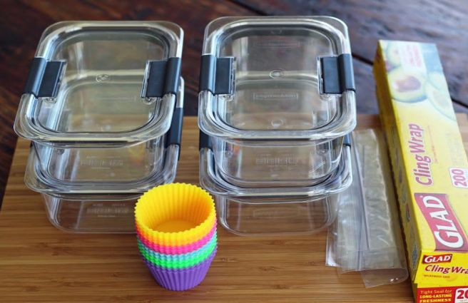 Containers and Supplies for Protein Box Lunches | artfuldishes.com