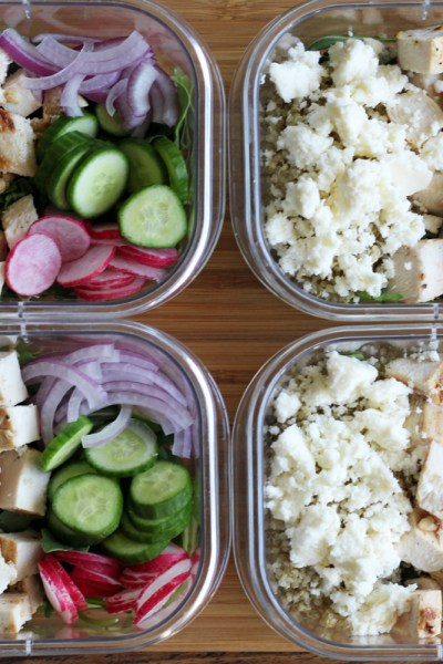 Protein Box Lunches Meal Planning Artful Dishes