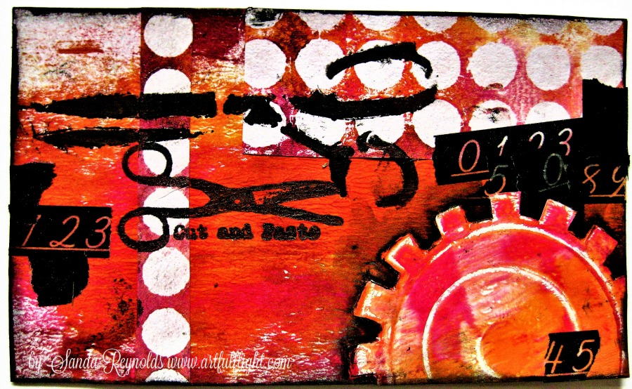 "ICAD challenge - Day #10 ""Cut and paste"""