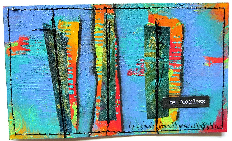 "ICAD challenge - Day #15 ""Be Fearless"" and Online Classes Summer Sale"