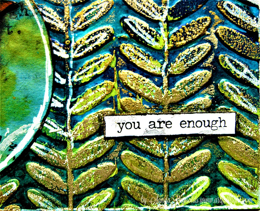 "ICAD challenge - Day #16 ""You Are Enough"""