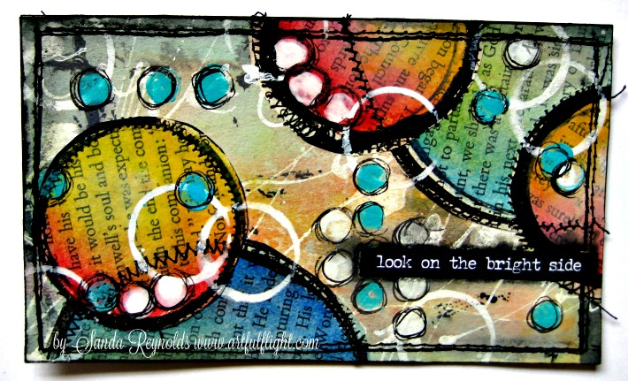 "ICAD challenge - Day #21 ""Look On The Bright Side"""