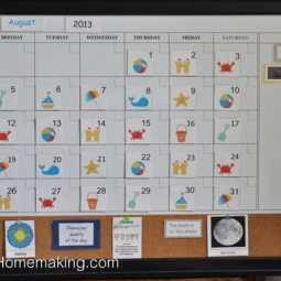 Our Daily Calendar
