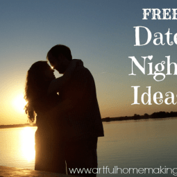 Enjoy a Free Date Night {Day 8}