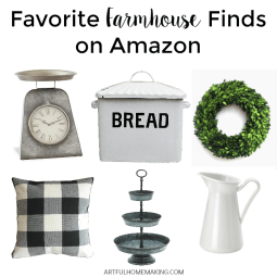 Favorite Farmhouse Finds on Amazon