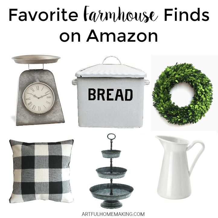 Favorite Farmhouse Finds