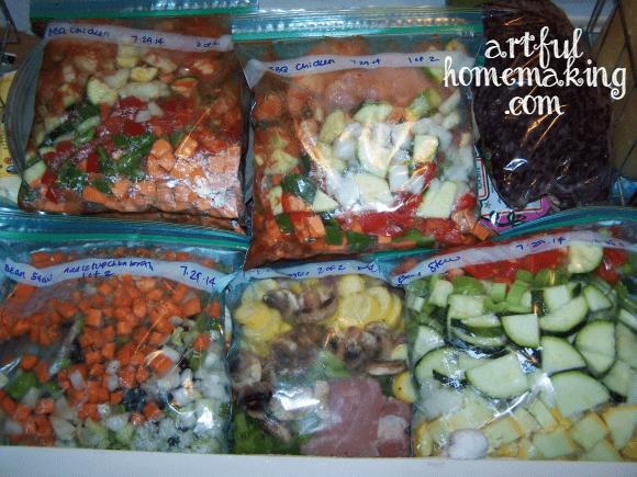 trim healthy mama slow cooker freezer meals