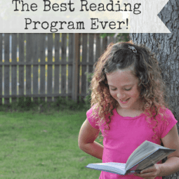 She's Reading! {All About Reading Review}