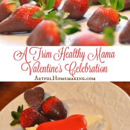 A Trim Healthy Mama Valentine's Celebration