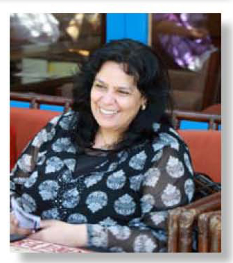 Souad Akib is the founder and Executive Director of the Association for Arab American Women, a non-profit organization empowering women from Arab countries.