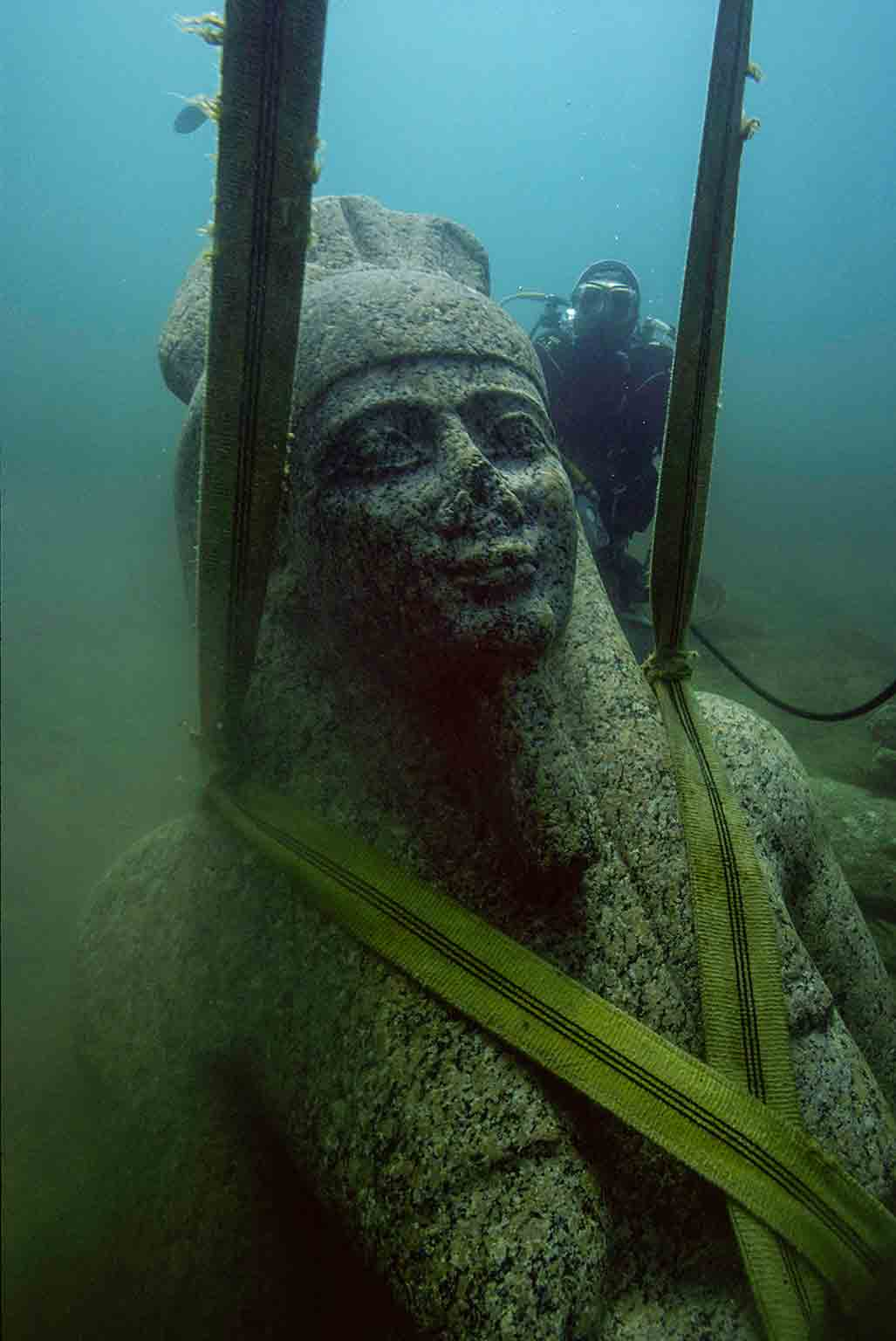 Sunken Cities Egypt S Lost Worlds Exhibition At British