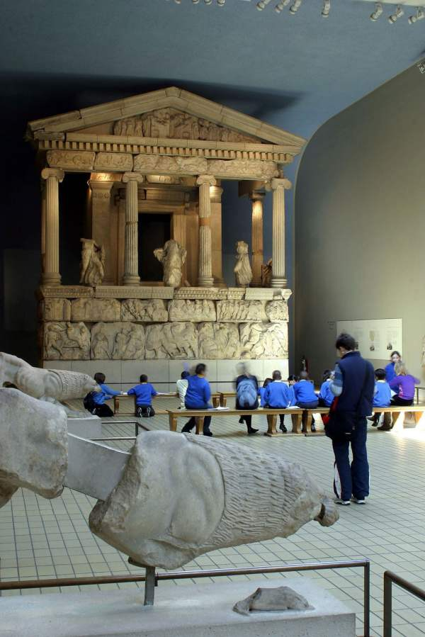 British Museum London - Museums and galleries - Art Fund
