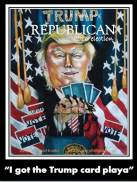 TRUMP post cards 2016