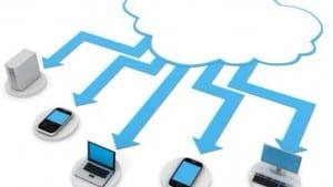 ilustrasi implementasi sistem cloud
