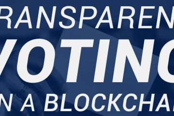 Sistem Pemilu Dengan Menggunakan Teknologi Blockchain