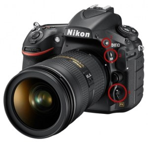 Arthenos | Nikon D810 ayarları, neler yeni, nasıl yapılır, DSLR gövdeler, tam kare gövde Full frame