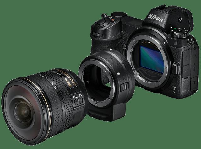 Nikon Yeni Z6 ve Z7 Aynasızları Duyurdu