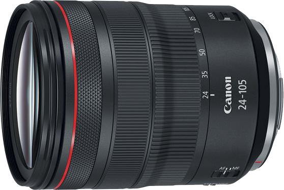 Canon RF Lens Serisi - 24-105mm f/4L IS USM