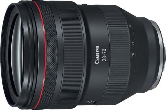 Canon RF Lens Serisi - 28-70mm f/2L USM
