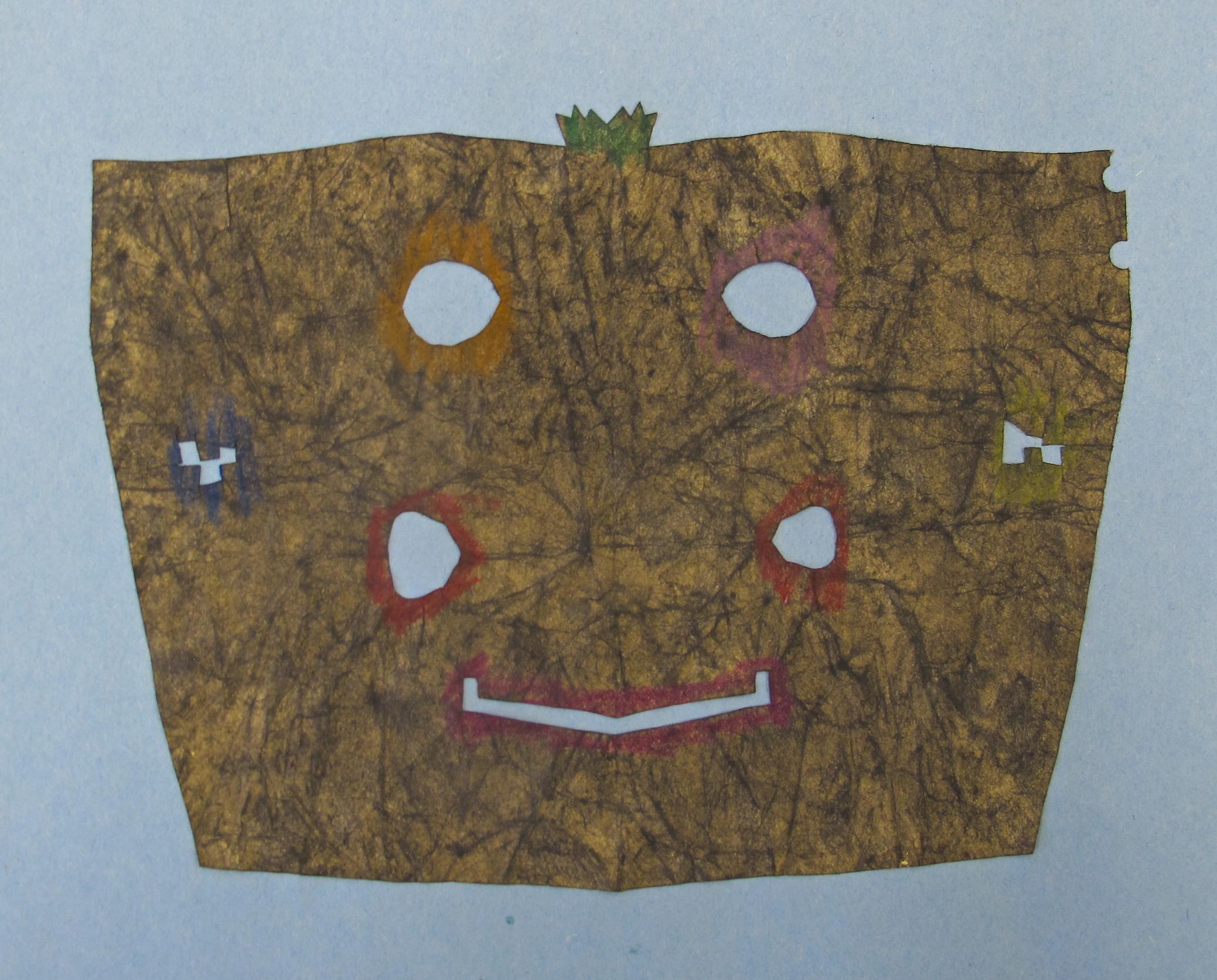 Amate Paper Cutouts
