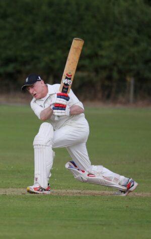 Jo Nash – 5,000 runs for Arthington