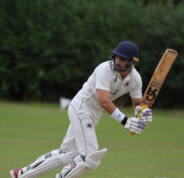 Naveed Andrabi – 4,000 runs for Arthington
