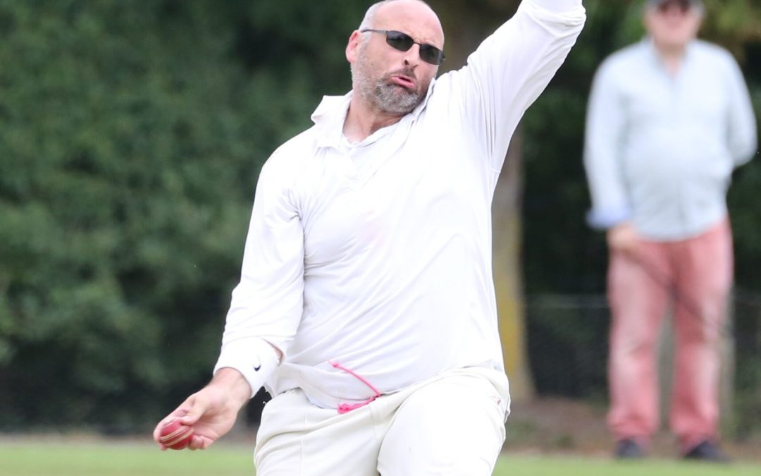 Vince Greaves-Newall – 200 wickets for Arthington