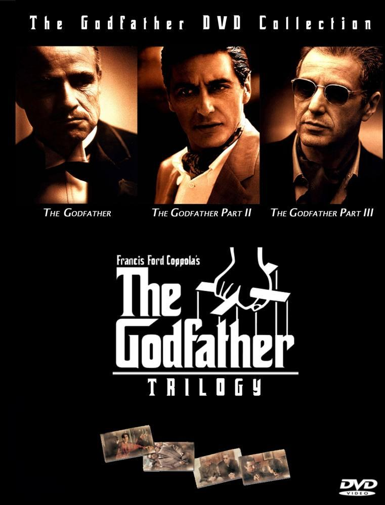 the godfather 2 movie poster