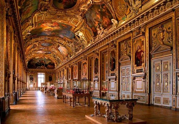 Лувр История время работы музея официальный сайт