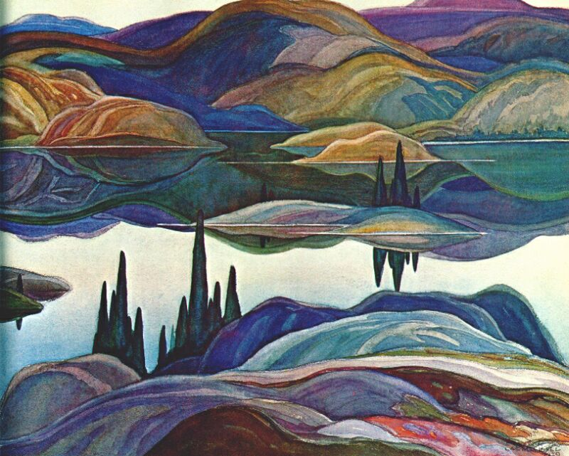 why group seven most influential group painters canada The group of seven,  on 18 september 1970 canada post issued 'the group of seven',  painters in the wilderness group of seven gallery - mcmichael gallery.