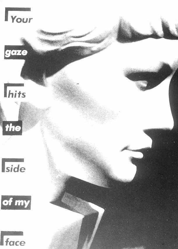 invest in the divinity Barbara kruger (b newark, nj, 26 jan 1945)  such works as untitled (you invest in the divinity of the masterpiece) (photograph, 182×116 m, 1982 new york, moma) exploit an economy of.