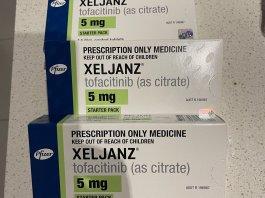 xeljanz medication