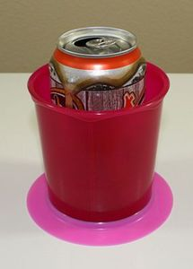 Stickey Cup No Spill Drink Holder