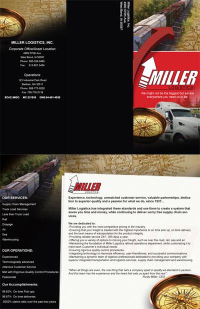 Miller Transport Brochure