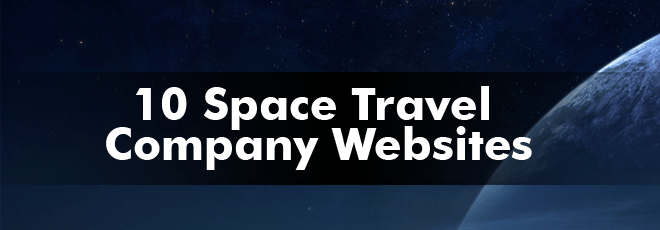 10-Space-Travel-Company-Websites