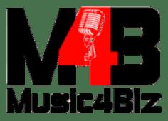 Transparent Music4Biz - Bloomind Client